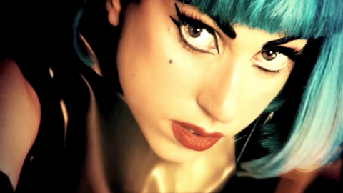 """TV campaign """"Lady Gaga"""""""