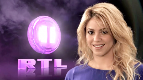 "TV campaign ""Shakira"""